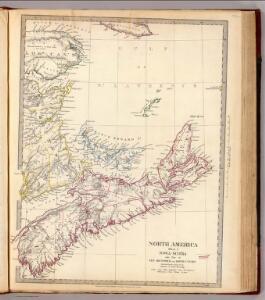 Nova-Scotia, N.B., Lower Canada