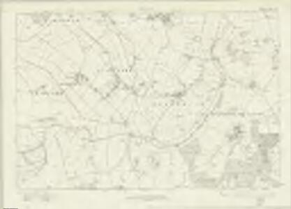 Berkshire V - OS Six-Inch Map