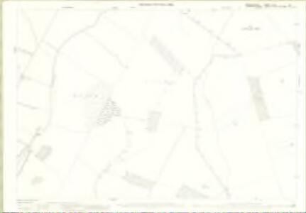 Berwickshire, Sheet  019.06 - 25 Inch Map