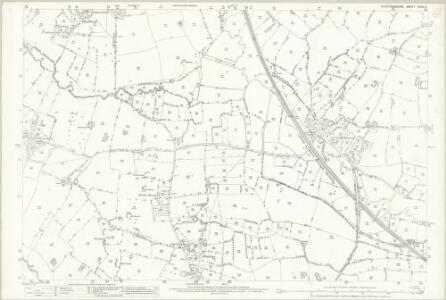 Staffordshire XXIX.3 (includes: Eccleshall; Standon) - 25 Inch Map