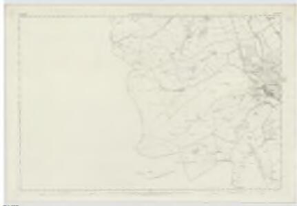 Berwickshire, Sheet XIX (Inset XXV) - OS 6 Inch map