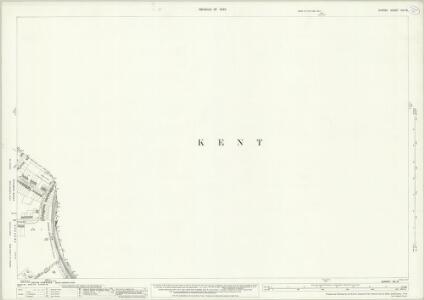 Surrey VIII.15 (includes: Beckenham; Penge) - 25 Inch Map