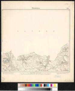Meßtischblatt 3558 : Bliesbrücken, 1883