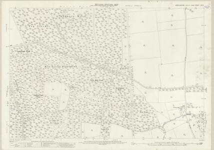 Lincolnshire XIX.14 (includes: Broughton; Holme; Scawby) - 25 Inch Map