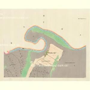 Wigstadtl (Wittkow) - m3417-1-002 - Kaiserpflichtexemplar der Landkarten des stabilen Katasters