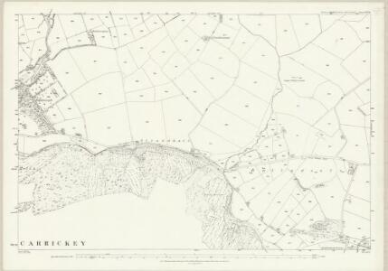 Isle of Man XVI.10 - 25 Inch Map