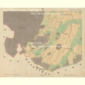 Gollnetschlag - c3144-1-006 - Kaiserpflichtexemplar der Landkarten des stabilen Katasters