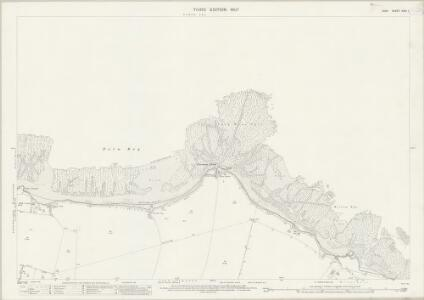 Kent XXVI.1 (includes: Broadstairs and St Peters; Margate) - 25 Inch Map