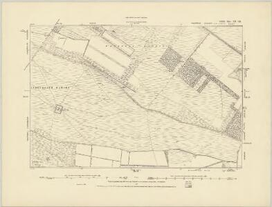 Suffolk XII.SW - OS Six-Inch Map