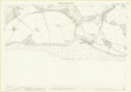 Ross-shire, Sheet  100.11 - 25 Inch Map