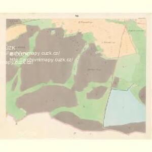 Gillowitz - c2900-1-006 - Kaiserpflichtexemplar der Landkarten des stabilen Katasters