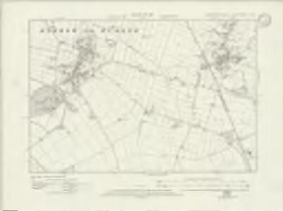 Lincolnshire VII.SE - OS Six-Inch Map