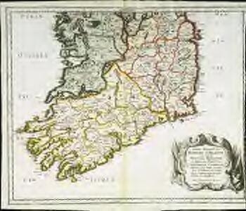 Partie meridio.le du royaume d'Irlande
