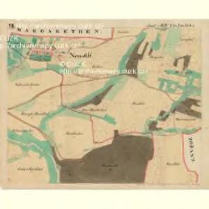 Piesling - m2287-1-008 - Kaiserpflichtexemplar der Landkarten des stabilen Katasters