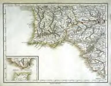 [Carte d'Espagne et de Portugal en neuf feuilles, 7]