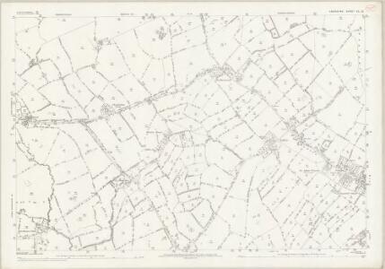 Cheshire XL.12 (includes: Little Budworth; Marton; Winsford) - 25 Inch Map