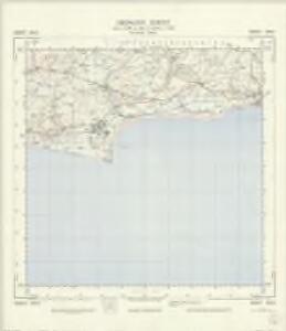 SH43 - OS 1:25,000 Provisional Series Map