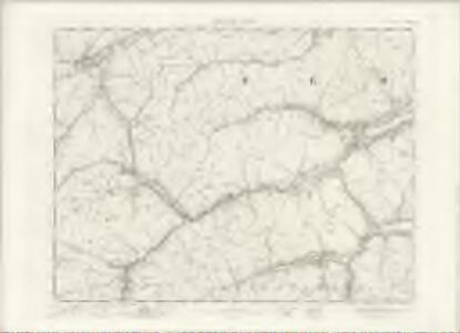Balquhidder - OS One-Inch map
