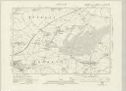 Wiltshire XLIV.SW - OS Six-Inch Map