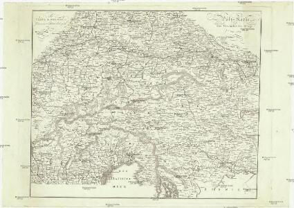 Post-Karte zur Geschichte des Kriegs von 1809