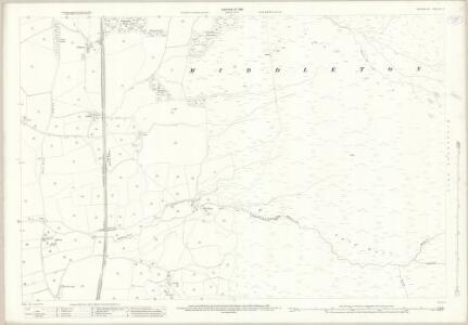 Westmorland XLIV.5 (includes: Middleton) - 25 Inch Map