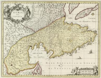 Istria olim Lapidia