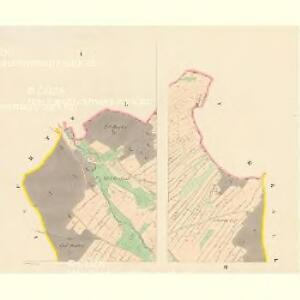 Kbell - c3078-1-001 - Kaiserpflichtexemplar der Landkarten des stabilen Katasters