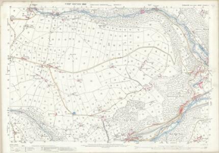 Yorkshire CCXXIX.4 (includes: Blackshaw; Erringden; Hebden Royd; Heptonstall; Todmorden) - 25 Inch Map