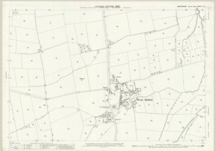 Lincolnshire V.12 (includes: Alkborough; West Halton; Winteringham; Winterton) - 25 Inch Map