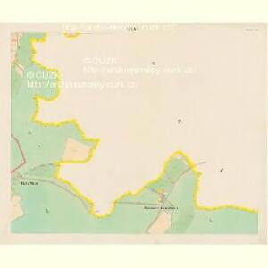 Neuofen - c5201-1-031 - Kaiserpflichtexemplar der Landkarten des stabilen Katasters