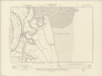Kent XXXVII.SE - OS Six-Inch Map