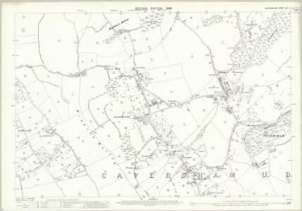 Oxfordshire LVI.11 (includes: Eye and Dunsden; Kidmore End; Reading) - 25 Inch Map