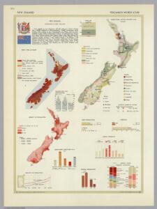 New Zealand.  Pergamon World Atlas.