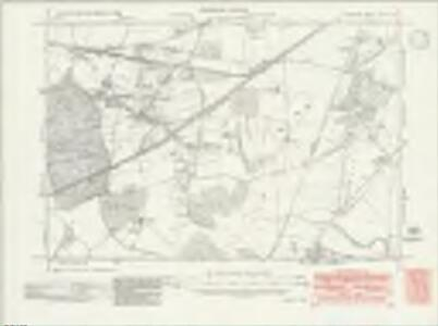 Hampshire & Isle of Wight XVIII.SW - OS Six-Inch Map