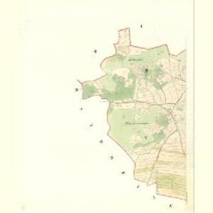 Przno - m2441-1-002 - Kaiserpflichtexemplar der Landkarten des stabilen Katasters