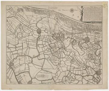 Kaerte van Suyt-Hollants grootste deel, vervatende geheel Rynlandt ende Suytkennemerlandt, mitsgaders een gedeelte van Delflandt, Amstellandt ende het Sticht van Uytrecht, vertoonende alle de Steeden, Dorpen, Casteelen, weegen, uytwateringen ende Sluysen,