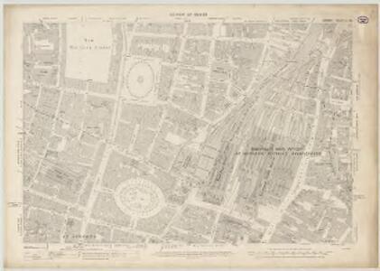 London VII.56 - OS London Town Plan