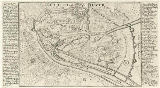 Lüttich oder Lüyck.