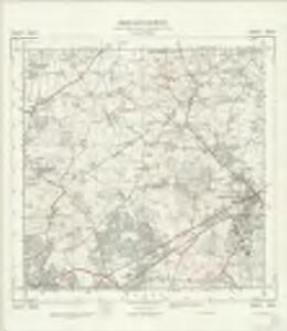 TQ59 - OS 1:25,000 Provisional Series Map