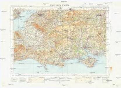 England south