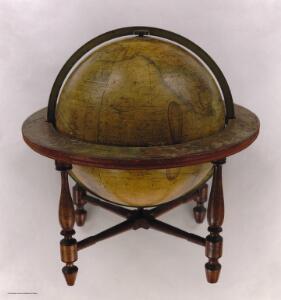 New American Thirteen Inch Terrestrial Globe.