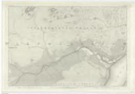 Inverness-shire (Mainland), Sheet LIII - OS 6 Inch map
