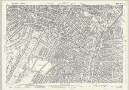 Warwickshire XIV.9 (includes: Birmingham) - 25 Inch Map