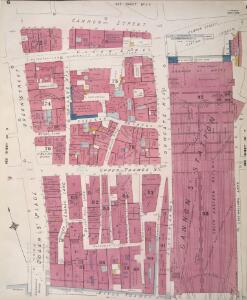 Insurance Plan of City of London Vol. I: sheet 6