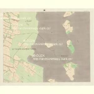 Mosty bei Jablunkau - m1892-1-011 - Kaiserpflichtexemplar der Landkarten des stabilen Katasters