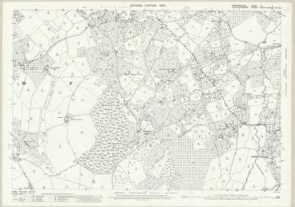 Herefordshire LII.3 (includes: Aston Ingham; Linton; Newent) - 25 Inch Map