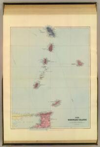 Windward Islands.