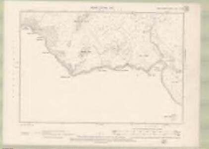 Argyll and Bute Sheet XXV.SW - OS 6 Inch map