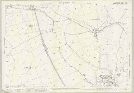 Gloucestershire VIII.13 (includes: Blockley; Chipping Campden; Ebrington) - 25 Inch Map