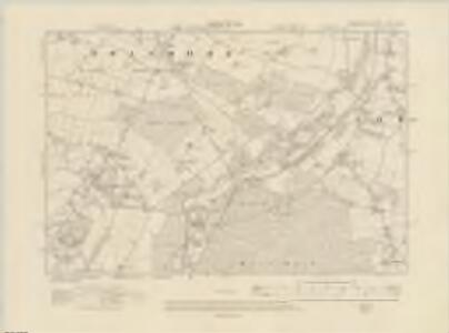 Hampshire & Isle of Wight LXVII.NW - OS Six-Inch Map